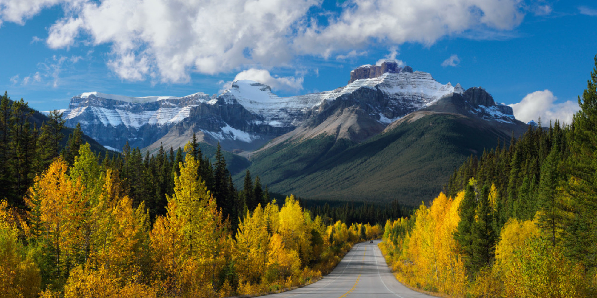 how to go to banff national park