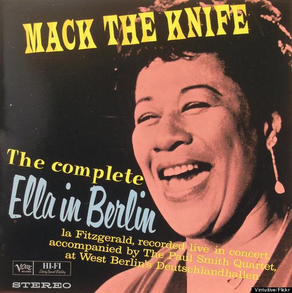 O ELLA FITZGERALD MACK THE KNIFE 570