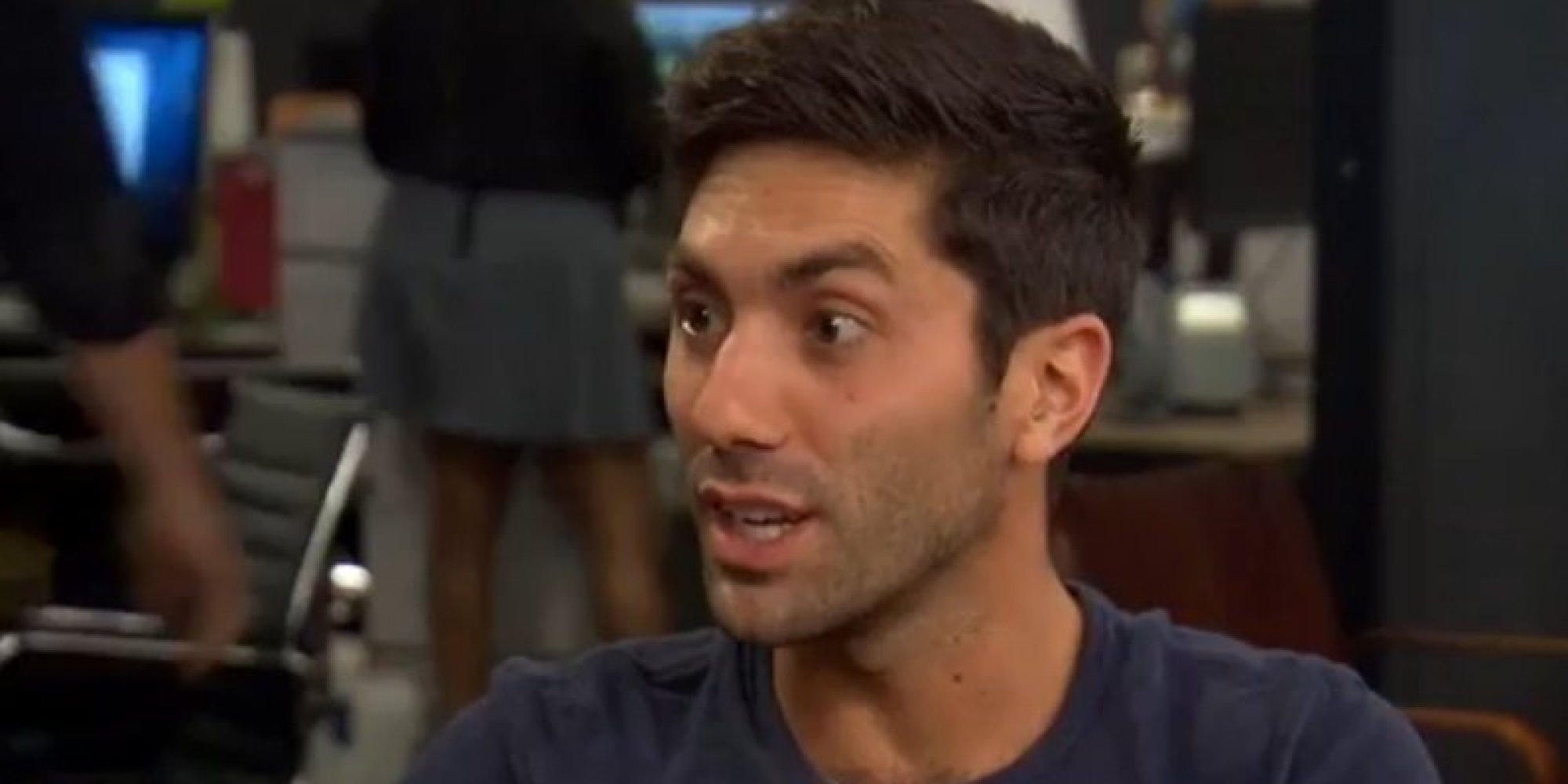 Nev Schulman Explains How To Avoid Getting Catfished ...