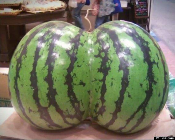 watermelon butt