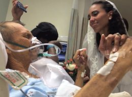 Bride Gives Dying Father The Best Gift A Daughter Could Give