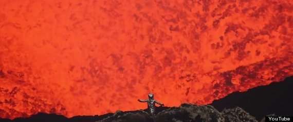active volcano gopro