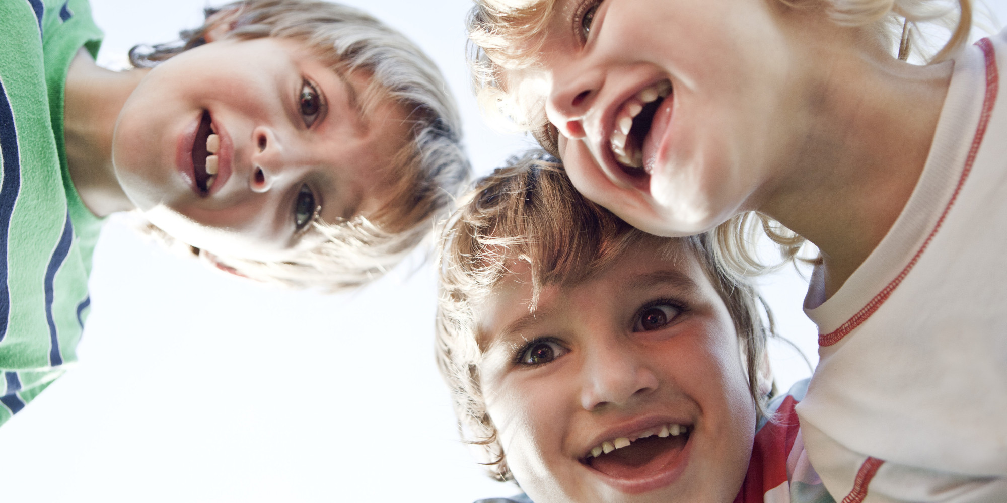 3 Steps To Raising A Happy Child | HuffPost