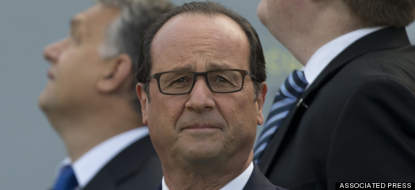 French President's Popularity Hits Record Low After Tell-All Memoir
