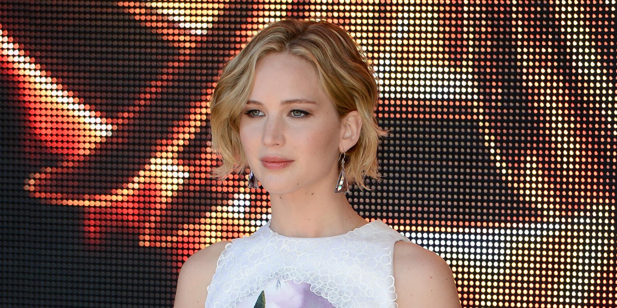 Geleakte Nacktbilder von Jennifer Lawrence: Galerie in