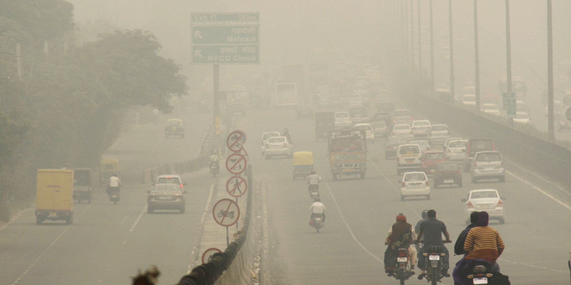 United States Supreme >> India's Smog Destroyed Enough Crops In A Year To Feed 94 Million People: Study | HuffPost