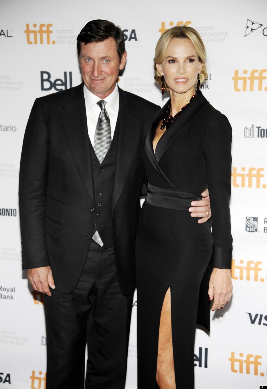 Wayne Gretzky Kim Gret...