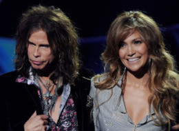 Jennifer Lopez Steven Tyler American Idol Judge