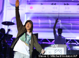 Eminem Sets Guinness World Record For Most Words In A Song