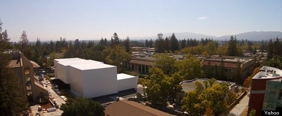 apple event building