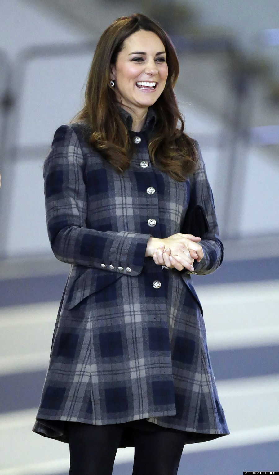 kate middleton glasgow