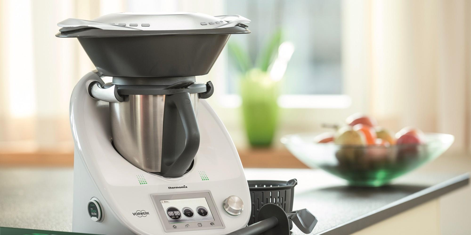 Thermo mix - Sonstige Küchengeräte - einebinsenweisheit