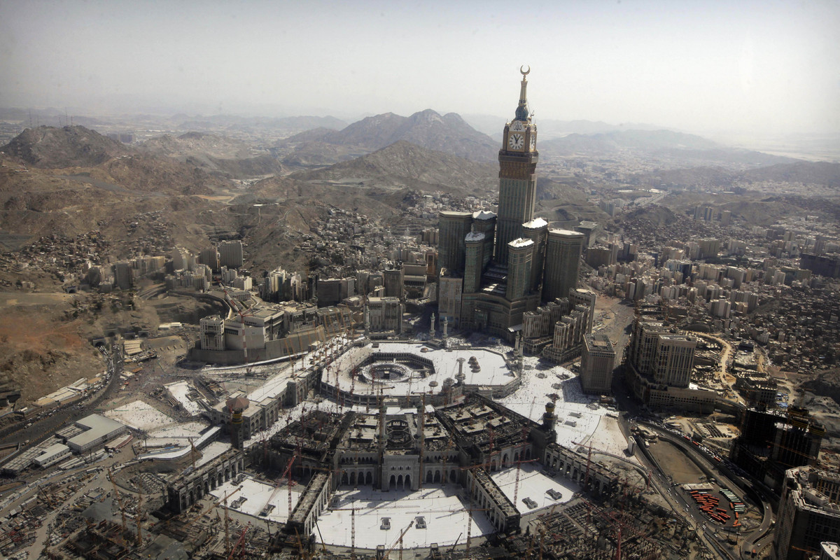 Witness Mecca S Dramatic Transformation Over The Past Century In Just 14 Photos Huffpost