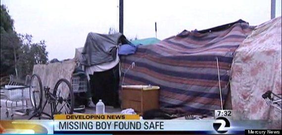 boy found safe