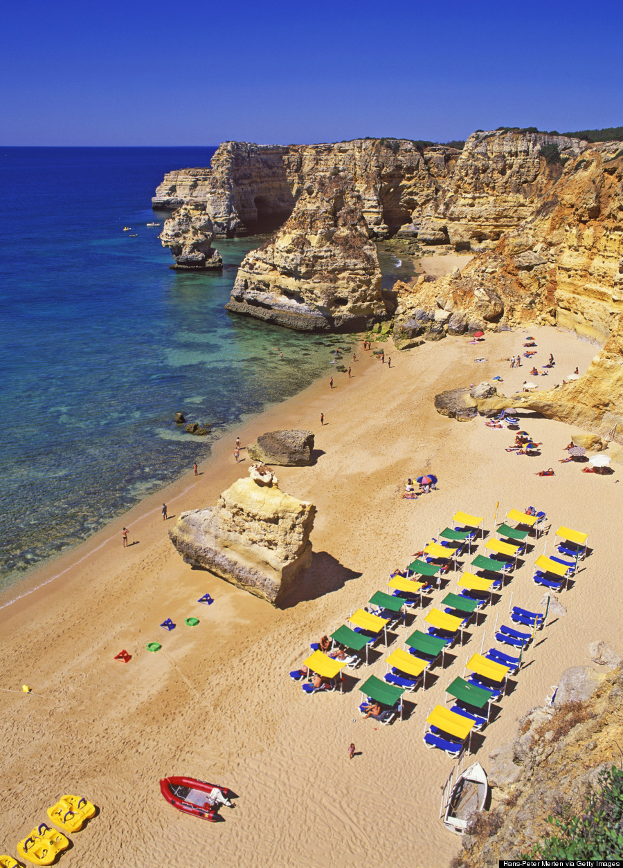 Marinha beach is clearly one of the best beaches in the for Top 1 beach in the world