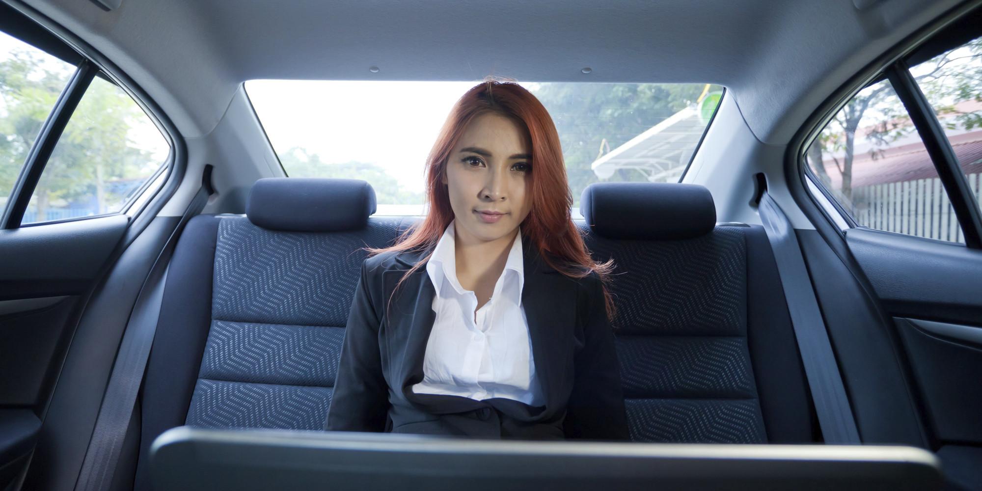 female taxi