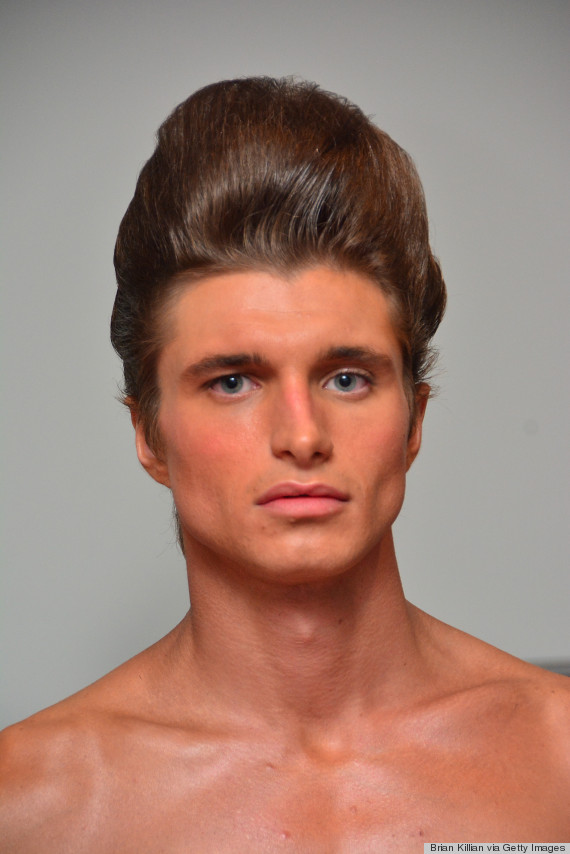 Enjoyable Would You Date A Guy With Hair Like This The Huffington Post Short Hairstyles For Black Women Fulllsitofus