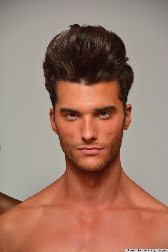 Would You Date A Guy With Hair Like This Huffpost