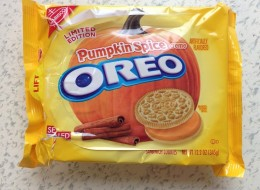 New Pumpkin Spice Oreos Smell Like A Candle, But We Like Them Anyway