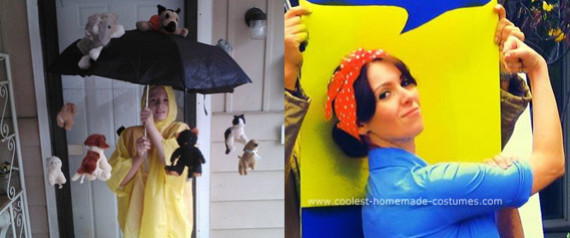 Cheap Halloween Costumes 20 Easy Costume Ideas For Adults