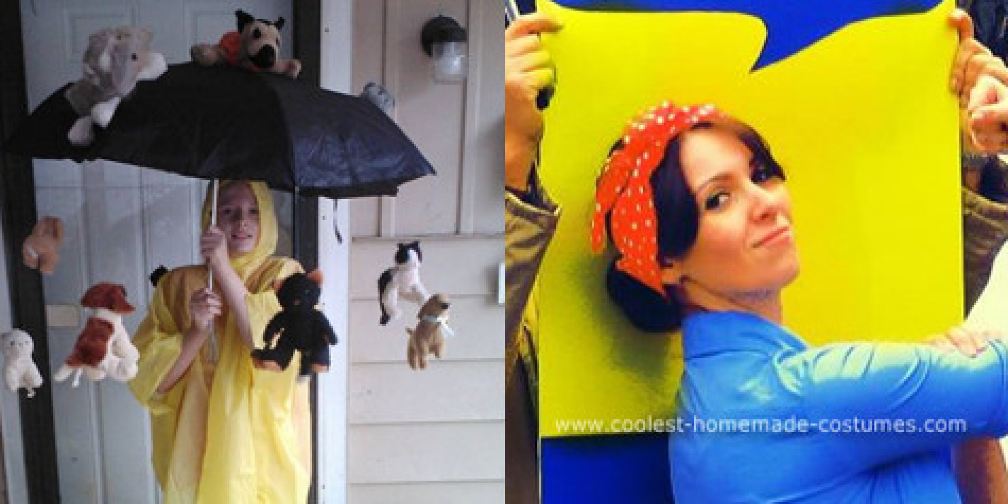 Cheap Halloween Costumes: 20 Easy Ideas To Start Thinking About Now