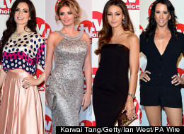 Who Were Best (And Worst!) Dressed At The TV Choice Awards?