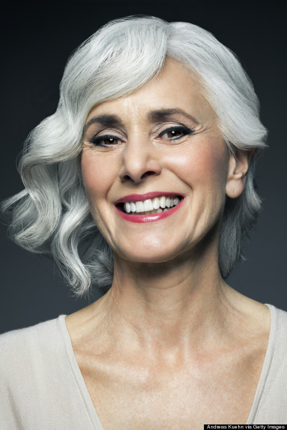 What Gives You Grey Hair Study Reveals Why Some Are More