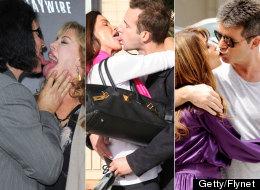 The Worst Celebrity Kisses