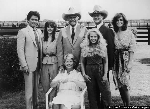original dallas cast