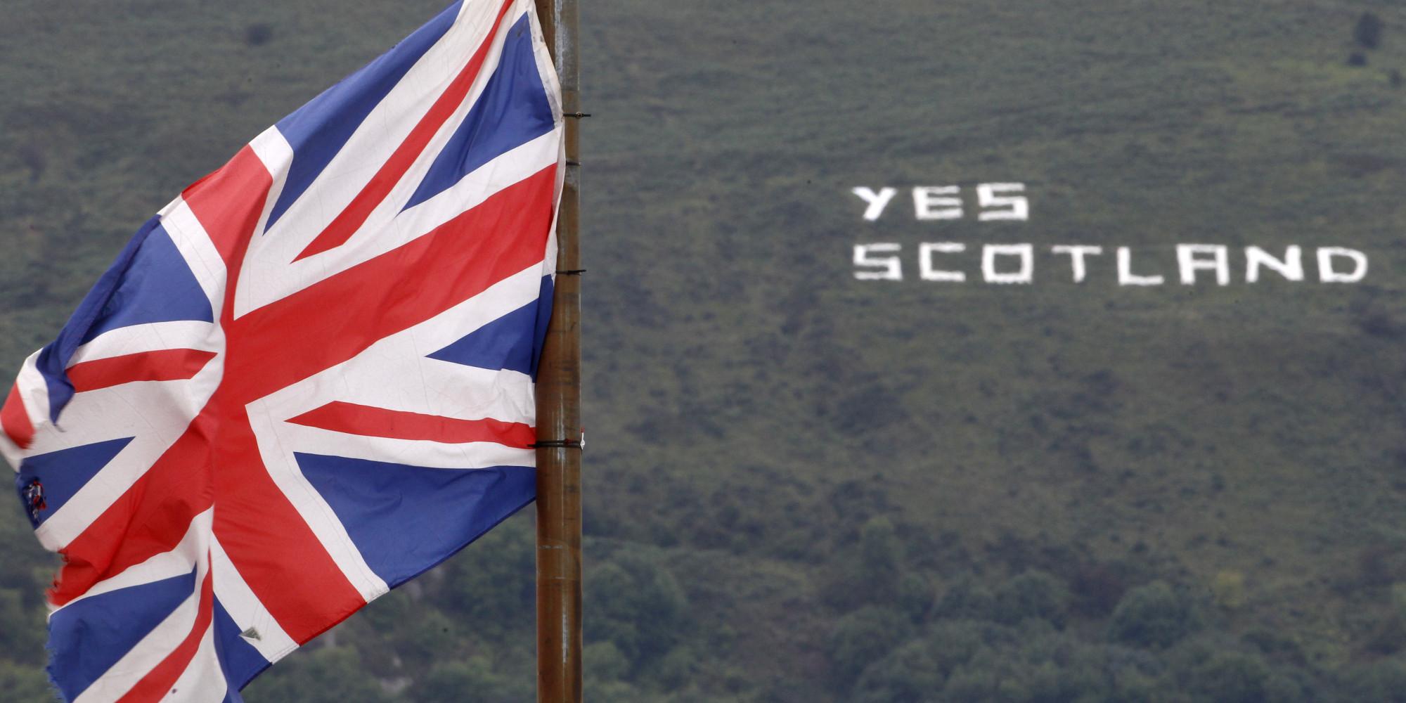 uk political devolution and scottish independence essay
