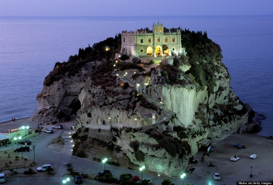 Tropea Italy  city photos : Tropea is not only known for its looks it's also known for its luck ...