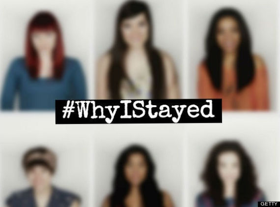 whyistayed