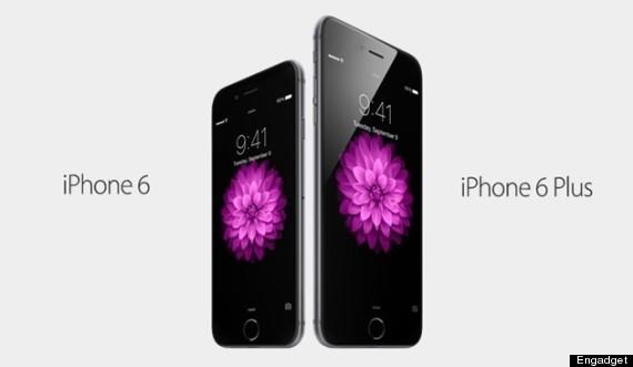 apple event both phones
