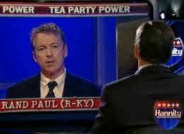 Rand Paul Bush Tax Cuts