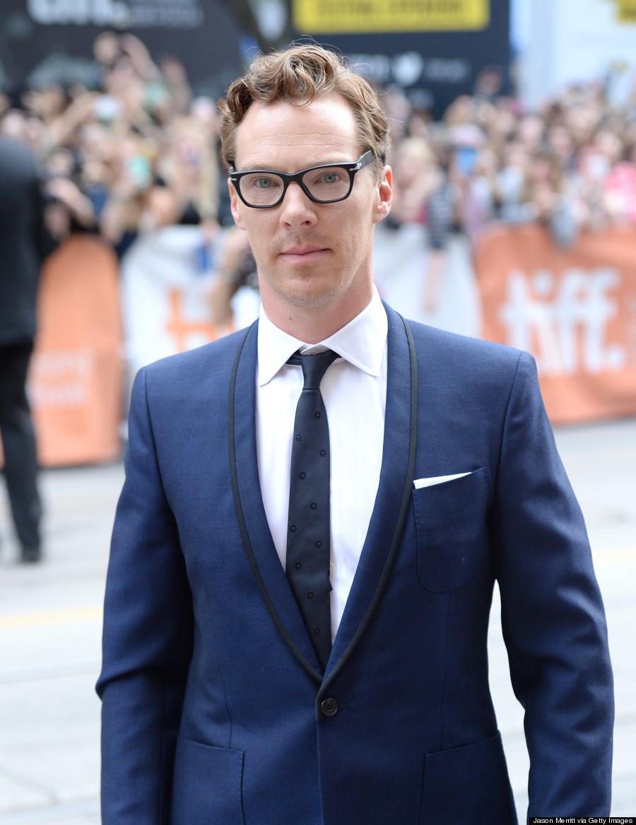 Benedict Cumberbatch At Tiff 2014 Makes The Internet Have