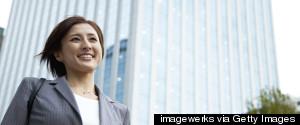 WOMAN JAPAN WORK