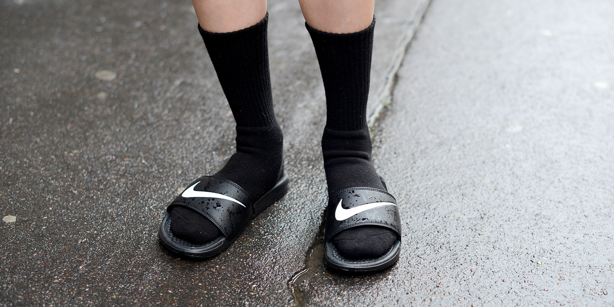 Brilliant People Have Strong Opinions About Wearing Socks With Sandals I Interviewed Five Men And Five Women Regarding Their Thoughts On The Look, And The Results Were Divided Fairly Evenly Four Women And Two Men Were In Favor Of The Look,