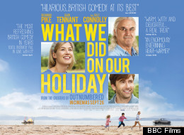 FREE CINEMA TICKETS: Watch David Tennant In 'What We Did On Our Holiday'