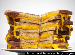 How To Make 10 (Or More) Grilled Cheese Sandwiches At Once