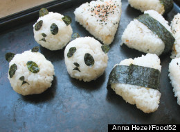 When People Shape Rice Into Characters, It's Pretty Dang Cute