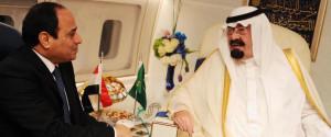 Abdel Fattah Alsisi King Abdullah