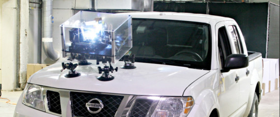 Truck Headlights In Rain : These smart headlights aim to make nighttime driving way