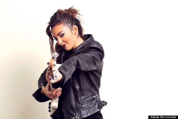 This Female Bassist Is The Future Face Of Funk Music