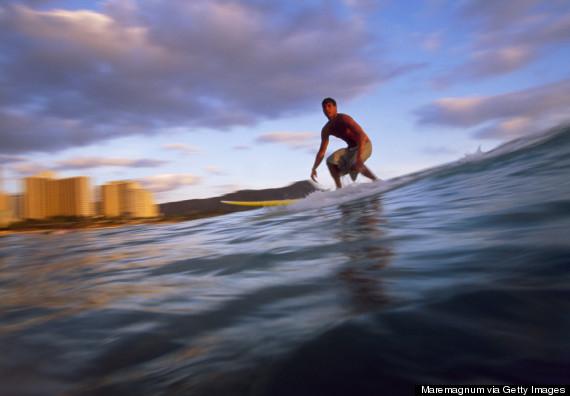 waikiki surf