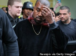 Kanye West Rushed To Hospital In Oz