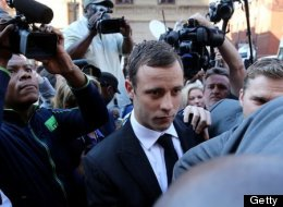 Pistorius Arrives In Court Ahead of Verdict