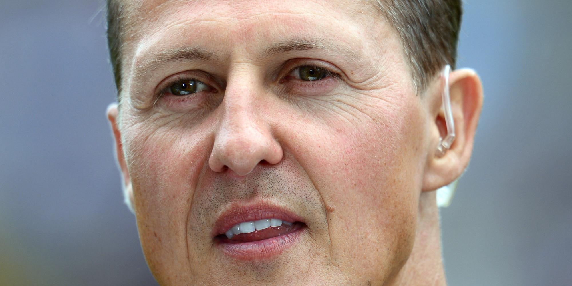 Was Ist Los Mit Michael Schumacher