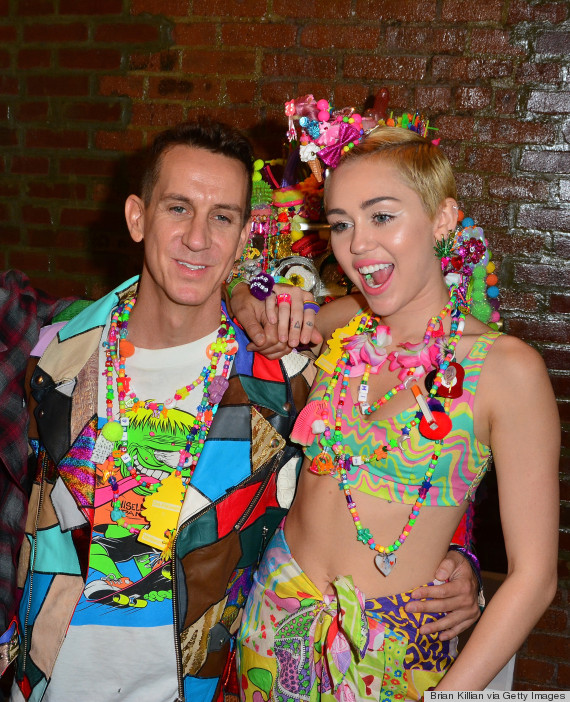 miley cyrus jeremy scott