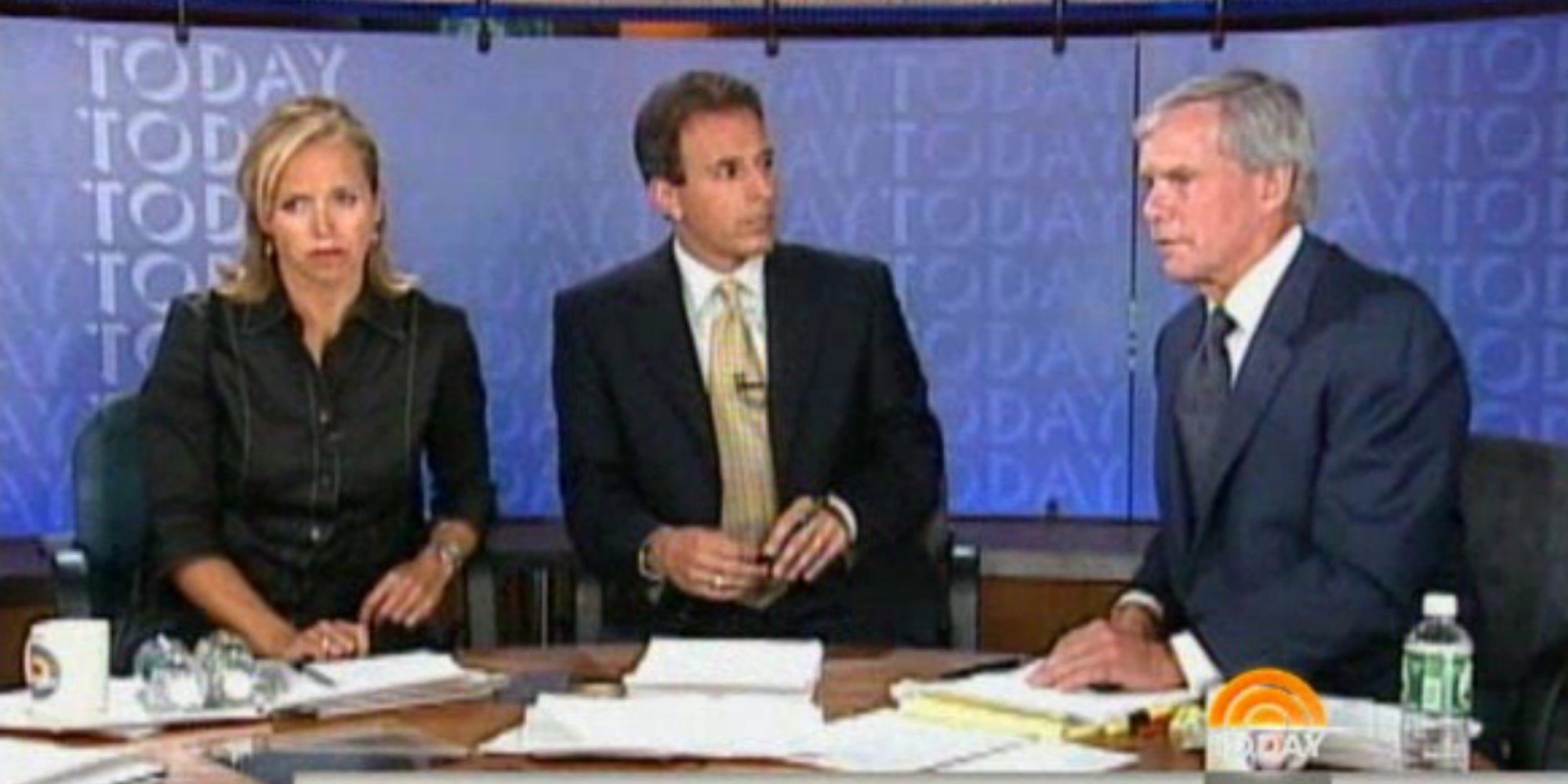39 today 39 co hosts recall difficulty of reporting on morning - Matt today show ...
