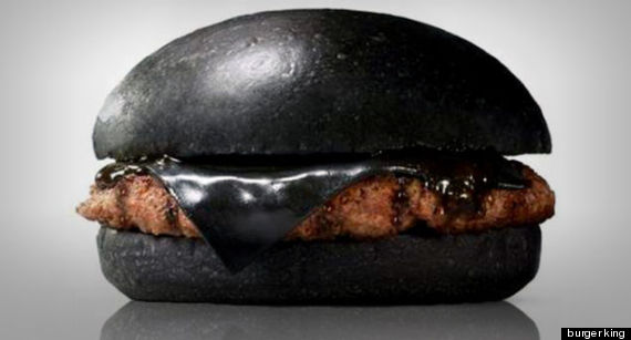 hamburger noir